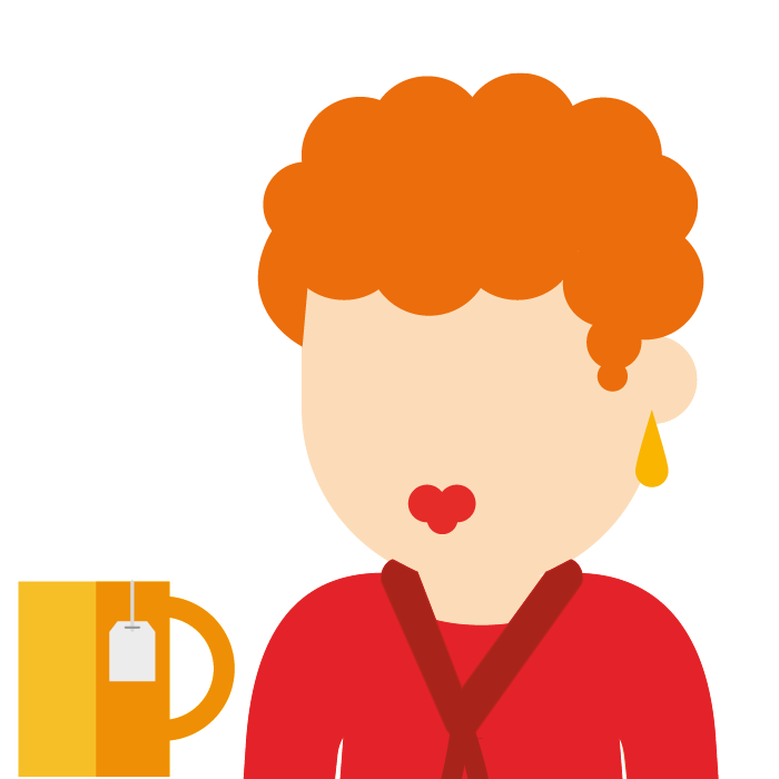 Illustration of a parent or carer