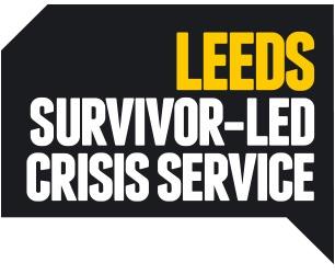 Leeds Survivor - Led Crisis Service logo
