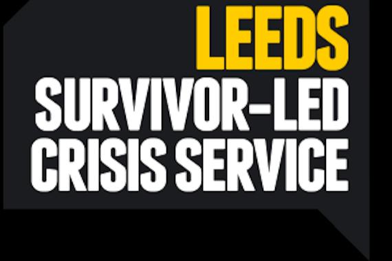 Leeds survivor-led crisis service logo