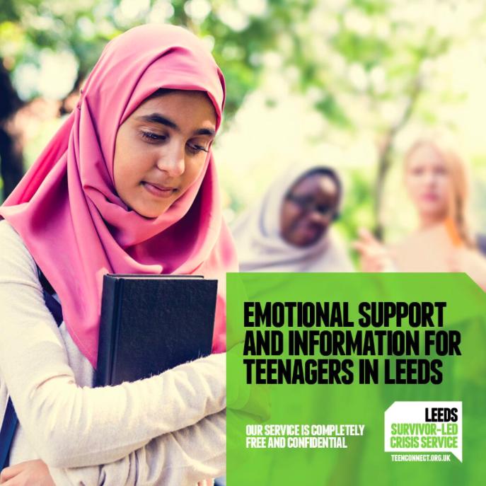 Leeds survivor-led crisis service