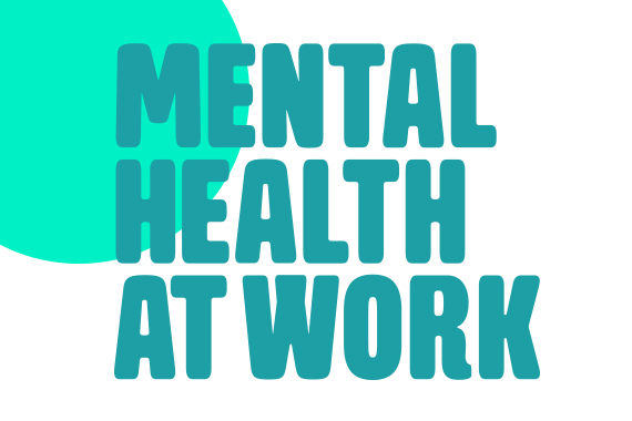 Mental Health at Work logo