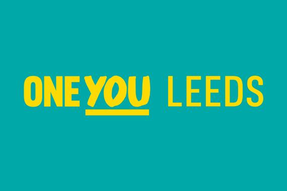 Text saying ONEYOU Leeds